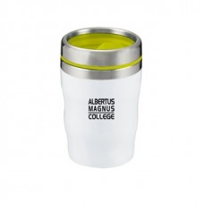 Yellow Levana | 12 oz - White with Yellow Lid and Band