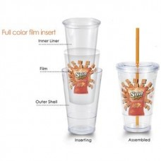 Slurpy With Film Insert | 16 oz