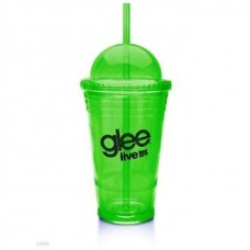 Green Slurpy With Dome Lid | 16 oz