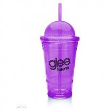 Purple Slurpy With Dome Lid | 16 oz