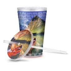 Slurpy With Paper Insert | 16 oz