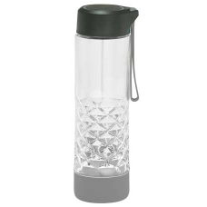 20 oz Geometric Glass Water Bottles