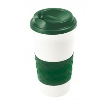 Hunter Green Grip N Go Grande | 16 oz