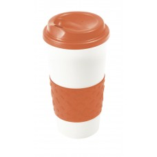Orange Grip N Go Grande | 16 oz