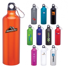 H2Go Aluminum Classic Custom Water Bottles | 24 oz