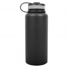 Black 32 oz Hydro-Soul Vacuum Insulated Water Bottles