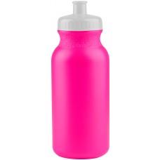 Hot Pink The Omni - 20 oz. Bike Bottles Colors