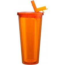 Orange Spirit Sport Tumblers | 20 oz - Tangerine