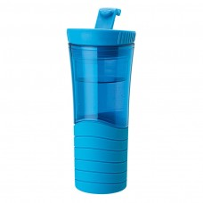 Blue Double Wall Tumblers | 16 oz