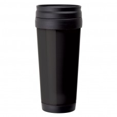 Black Double Wall PP Tumblers | 16 oz