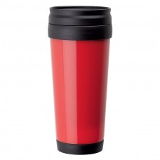 Red Double Wall PP Tumblers | 16 oz