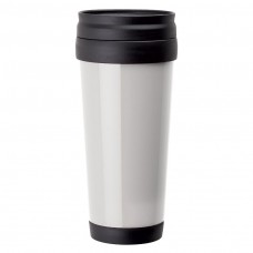 White Double Wall PP Tumblers | 16 oz