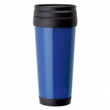 Blue Double Wall PP Tumblers | 16 oz