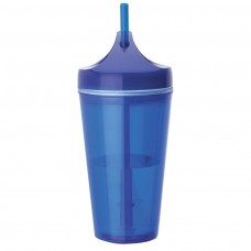 Blue Double Wall AS Tumblers | 16 oz
