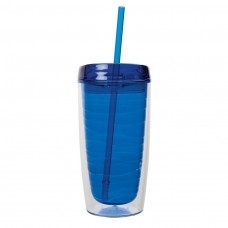 Blue Hot / Cold AS Tumblers | 16 oz