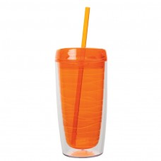Orange Hot / Cold AS Tumblers | 16 oz