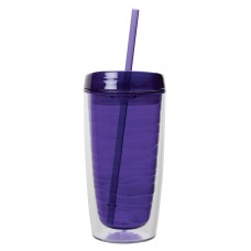 Purple Hot / Cold AS Tumblers | 16 oz