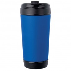 Blue Perka Insulated Spill-Proof Mugs | 17 oz