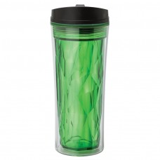 Green Double Wall AS Tumblers | 16 oz