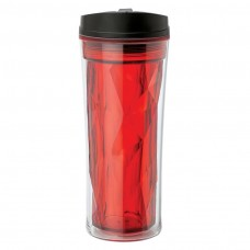 Red Double Wall AS Tumblers   16 oz