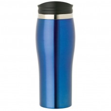 Blue Stainless Steel Tumblers | 16 oz