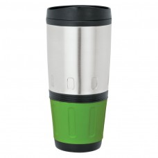 Green Steel & PP Tumblers | 16 oz