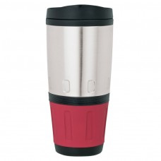 Red Steel & PP Tumblers | 16 oz