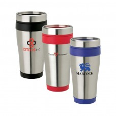 Branded Stainless Steel Tumbler | 14 oz