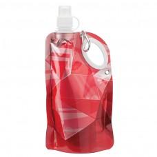 Red PE Water Bottles   25 oz
