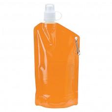 Orange PE Water Bottles | 25 oz