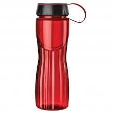 Red PETE Water Bottles | 24 oz