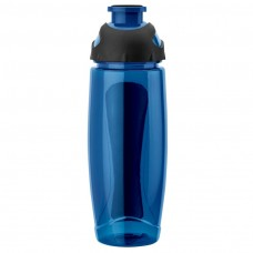 Blue Tritan Water Bottles | 22 oz