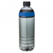 Smoky Bottles with Blue Band Tritan Water Bottles | 25 oz