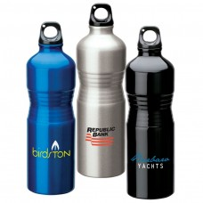 Printed Aluminum Water Bottle | 23 oz