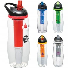 Cool Gear Water Filtration Sport Bottle | 26 oz