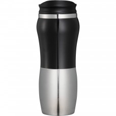 Black Custom Stainless Steel Tumblers | 14 oz
