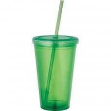 Green Sedici Tumblers | 16 oz