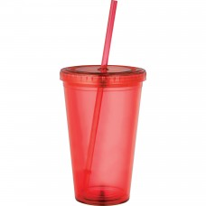 Red Sedici Tumblers | 16 oz