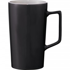 Black Venti Ceramic Mugs | 20 oz