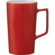 Red Venti Ceramic Mugs | 20 oz