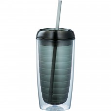 Black Vortex Tumblers | 16 oz
