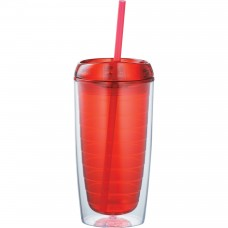 Red Vortex Tumblers | 16 oz