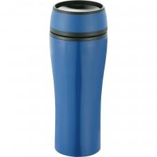 Blue Custom Sleek Tumblers | 15 oz