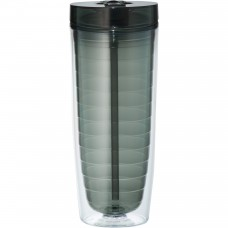 Black Hot and Cold Flip n Sip Vortex Tumblers | 20 oz