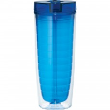 Blue Hot and Cold Flip n Sip Vortex Tumblers | 20 oz