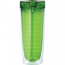 Green Hot and Cold Flip n Sip Vortex Tumblers | 20 oz