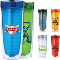 Hot and Cold Flip n Sip Vortex Tumbler | 20 oz