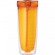 Orange Hot and Cold Flip n Sip Vortex Tumblers | 20 oz