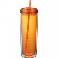 Orange Mega Vortex Tumblers | 24 oz