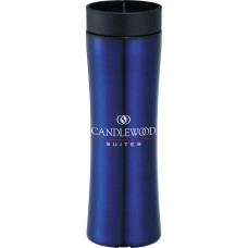 Blue 360 Sip Stainless Steel Tumblers | 16 oz